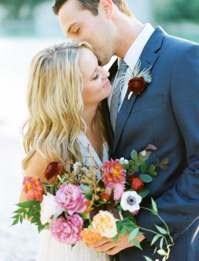 Bright and fun Southwest wedding: http://www.stylemepretty.com/2014/11/13/vibrant-rock-quarry-styled-shoot-in-texas/ | Photography: Ben Q - http://www.benqphotography.com/