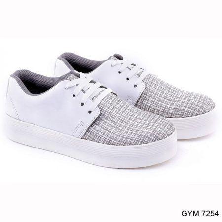 Sepatu Kets Wanita Putih Gym 7254 Garucci Sepatu Kets Wanita