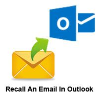 Recall An Email In Outlook 2019 2016 Already Sent In 2020 Outlook 2019 Outlook Recall