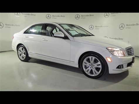 Looking For A Great Deal We Have A 2009 Mercedes Benz C300 With