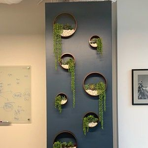 Pin By Loredana On Bedroom Ideas In 2020 Hanging Wall Planters Wall Planters Indoor Wall Plant Holder