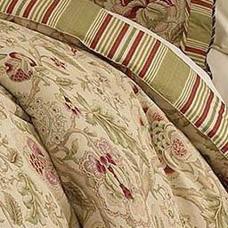 Jcp Waverly Imperial Dress Antique 4 Pc Comforter Set Amp Accessories Comforter Sets Comforters Waverly