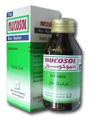 دواء ميوكوسول شراب من اجل علاج الكحة والتخلص من البلغم Supplement Container Website Resources
