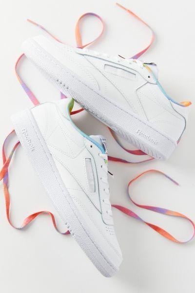 Reebok Club C 85 Pride Sneaker In 2021 Reebok Club Reebok Club C Sneakers