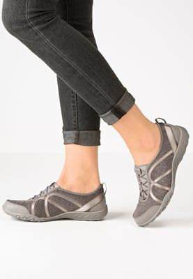 materiales superiores vende proveedor oficial Skechers BREATHE EASY - Mocasines - taupe/light taupe ...