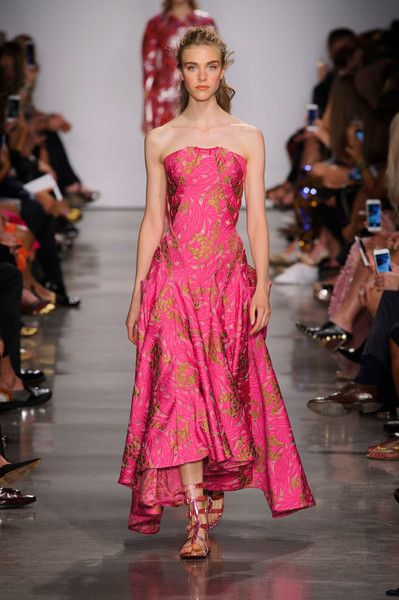 Zac Posen Spring 2017 - Zac Posen's Most Incredible Runway Gowns - Photos