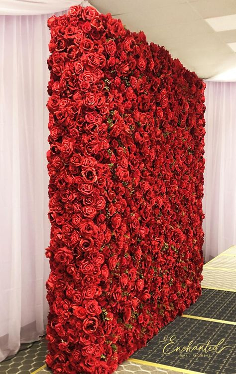 Indian Wedding Receptions, Wedding Mandap, Wedding Table, Wedding Ideas, Wedding Dresses, Red Flowers, Red Roses, Beautiful Flowers, Wedding Stage Decorations