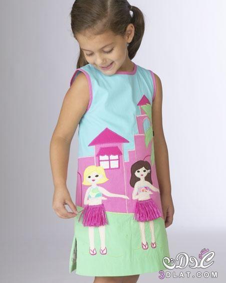 ملابس صيفيه للبنات ملابس صيف 2018 للاطفال ملابس روعه للبنات ازياء اطفال حديثه ام طاطو Lady Fashion Kids