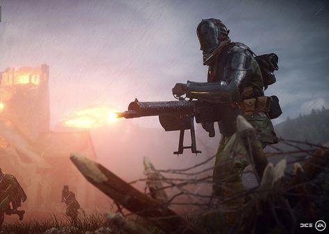 "Battlefield 1: elite soldiers, so the new mechanics of ""heroes ..."