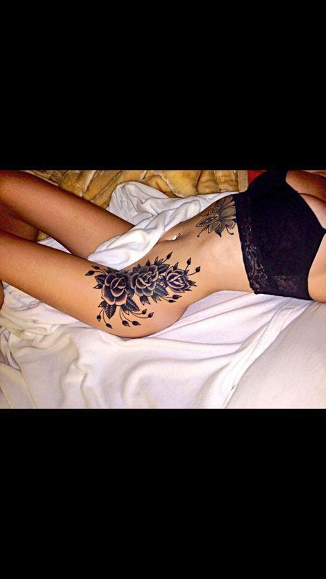 Tattoo Ideas Female Hip 47 Best Ideas In 2020 Tattoos For Women Stomach Tattoos Women Hip Tattoos Women