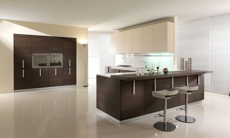 Flowing Open Interiors From Euromobil | Interior Design/architecture |  Pinterest | Kitchens, Future House And Interiors