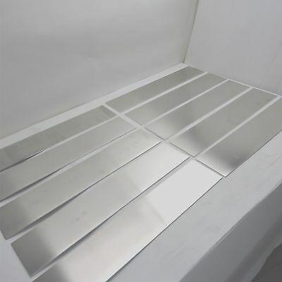 Ad Ebay Url 125 Thick Aluminum Sheet 5 X 24 625 Long Plate Qty 10 Sku 137036 Aluminium Sheet Plates Aluminum