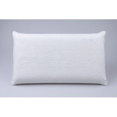 Relaxzen Medium Standard Cooling Bed Pillow In 2020 Bed Pillows