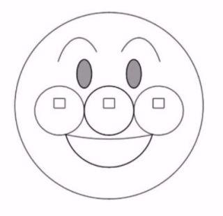 アンパンマン イラスト 簡単 Yahoo 検索 画像 アンパンマン イラスト 塗り絵 アンパンマン ツムツム 塗り絵