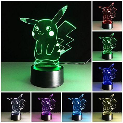 3d Deco Lampe 3d Optische Illusions Lampen Hologramm Illusion Kinder Zimmer Deko Neu Led Leuchten Nachtlicht Und Kinderzimmer
