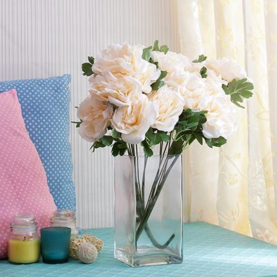Get up to 40% off on Camelia Peach Flower Bunch Set of 2 at Wooden Street. #artificialflowers #fakeflowers #plasticflowers #artificialflowersinvase, #artificialflowersonline, #artificialflowerfordecoration , #artificialflowerdecoration