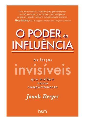 O Poder Da Influencia Com Imagens Livros Livros De