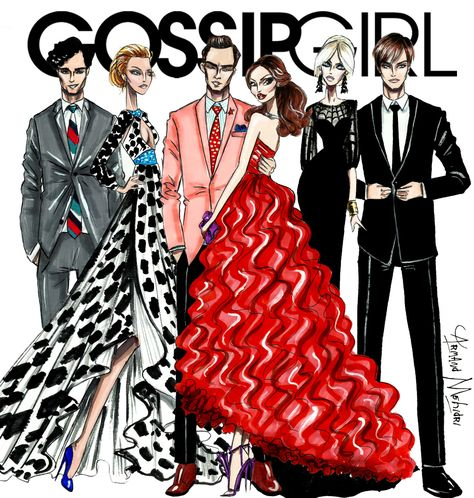 Gossip Girl is an American teen drama series. The series revolves around the Upper East Siders and an important role of Gossip Girl in their life. #GossipGirl #GossipGirlPoster #TVShowPosters
