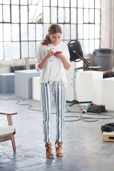 Olivia Palermo prodigue ses bons conseils mode pour Tommy Hilfiger   Glamour