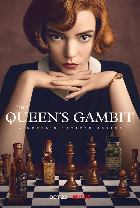 The Queen's Gambit TV Poster (#1 of 7)