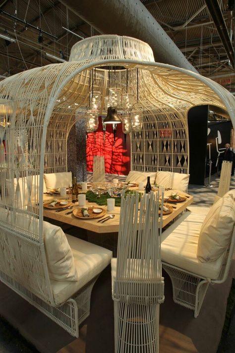 Stunning Balou Rattan Mobel Kenneth Cobonpue Gallery Home Design . Kenneth  ...