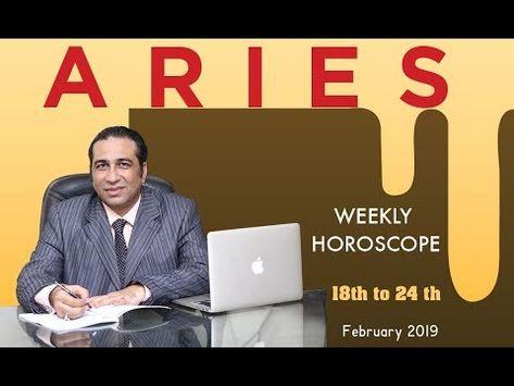Aries Weekly Horoscope February 2019 Astrology Zodiac Predictions