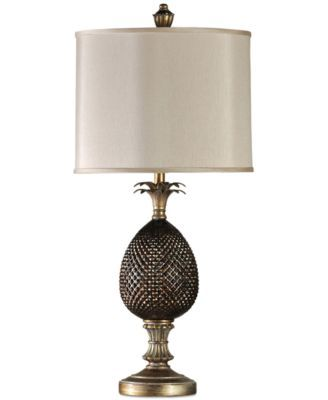 Stylecraft Traditional Pineapple Table Lamp Lamp Table Lamp Gold Table Lamp