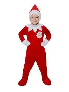 Elf On The Shelf Boy Costume Boy Costume Elf Shelf In 2020