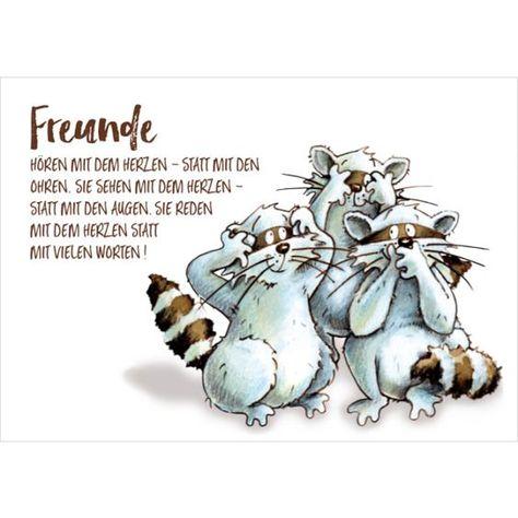 Freunde...eine Herzensangelegenheit! ♥