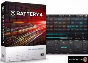 2020 Native Instruments Christmas Gift Native Instruments Battery 4 v4.1.6 Incl Patched and Keygen R2R in