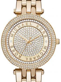 Michael Kors Mk3445 Mini Darci Damen 33mm 5atm Damenuhren Armbanduhr Uhren