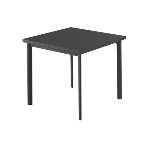 Gartentisch Von Emu Quadratischer Tisch Aus Stahl Www Milanari Com Gartentisch Quadratische Tische Gartentisch Quadratisch