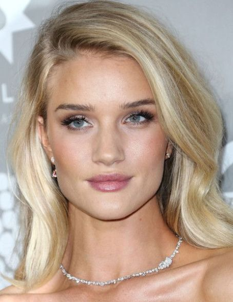 At Home Eyebrow Tint Baby Blonde Hair Rosie Huntington
