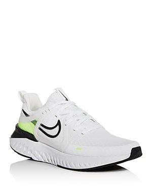 NIKE MEN'S LEGEND REACT 2 LOW TOP SNEAKERS. #nike #shoes
