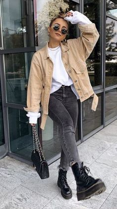 21 Indie Style Outfits For Winter