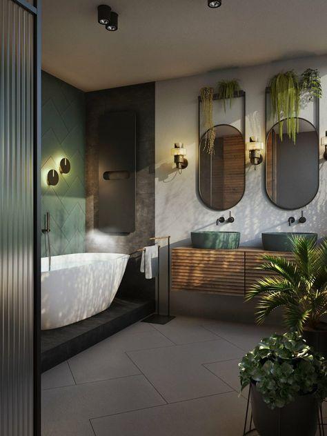 Zaprojektuj swoją łazienkę - dobierz produkty i zamów w Internity Home