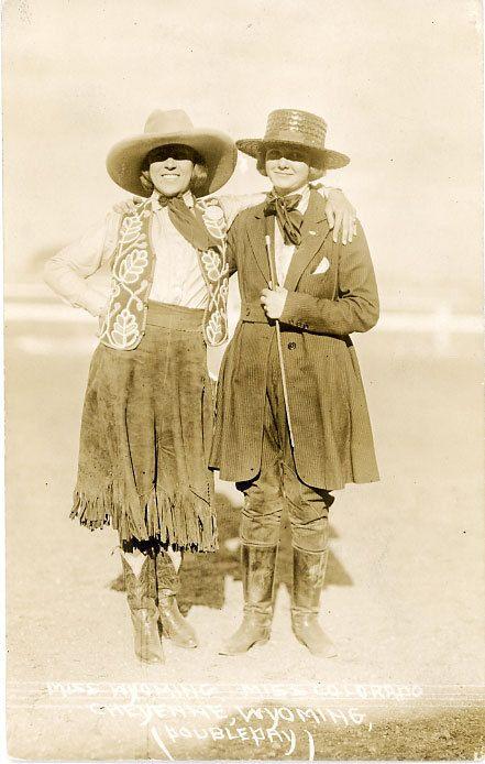 unused Cowboy Western Vintage Postcard \u2013 Steer Riding