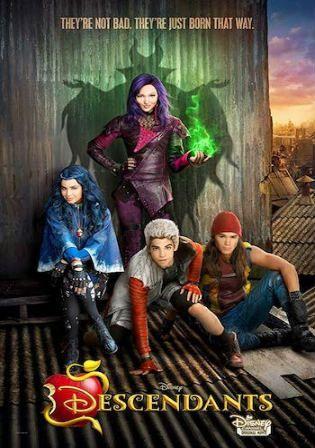 Descendants 2015 Bluray 900mb Hindi Dual Audio 720p In 2020 Descendants Descendants 2015 Full Movies Download