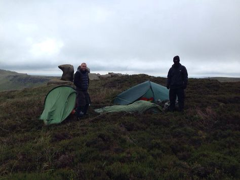 Wild Camping Peak District >> Kinder Scout Wild Camp In The Peak District Wild Camp