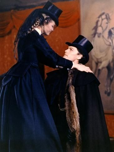 Ludwig Le Crepuscule Des Dieux 1972 Directed By Luchino Visconti Romy Schneider And Helmut Berge Photo Art Com In 2021 Romy Schneider Luchino Visconti Costume Drama