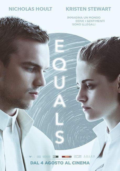 Equals 2016 Nicholas Hoult Kristen Stewart Cinema