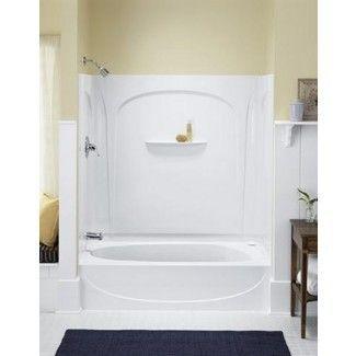 48 Inch Bathtub Shower Combo Roselawnlutheran Bathroom Fixtures Pin Tub Shower Combo Bathtub Shower Combo Shower Tub