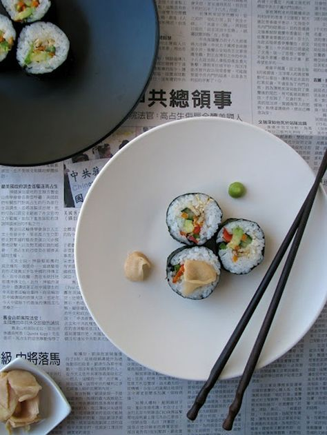 Epingle Par Rasamrta Dasi Sur You Are What You Eat Recette Sushi