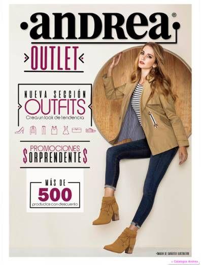 3255b341 ANDREA OUTLET | Catalogos Andrea | Ropa, Zapatos, Moda Mexicana ...