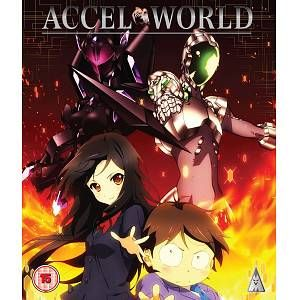 Accel World Collection In 2020 Anime Anime Movies Anime Dvd
