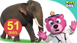Kids Favorite Hindi Rhymes and Songs  51 Minutes Most