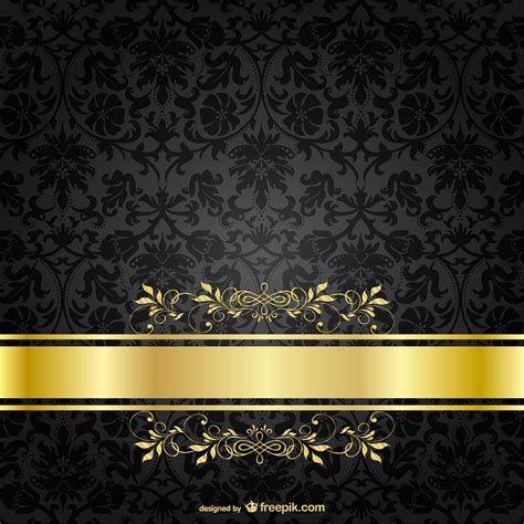 تحميل خلفيات ذهبيه Vectors Luxury Background Vector Free Gold