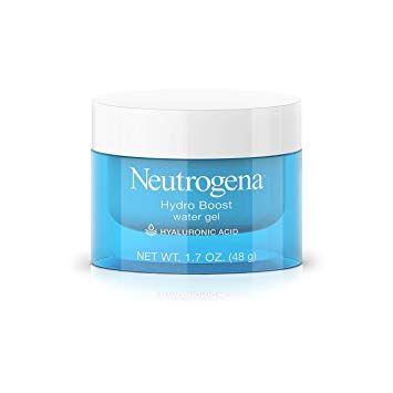 Neutrogena Hydro Boost Water Gel 1 7 Fl Oz Water Gel Moisturizer Gel Moisturizer Drugstore Moisturizer
