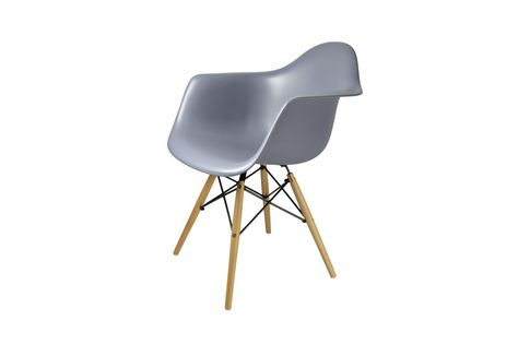 Dsr Stoel Replica : Eames daw replica design eetkamer stoel uitgevoerd in grijs met