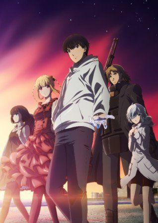 Darwin S Game Anime Listed With 11 Episodes In 2020 L Anime Darwin